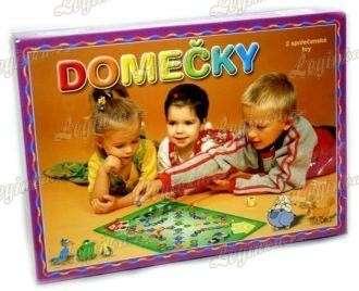 Hra Domečky