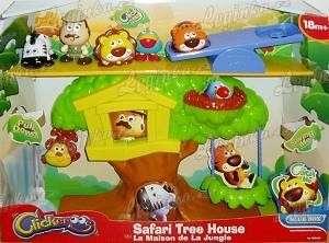 Safari dům