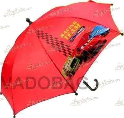 AUTA CARS, dětský deštník