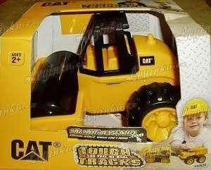 CAT Stavební stroj mini válec