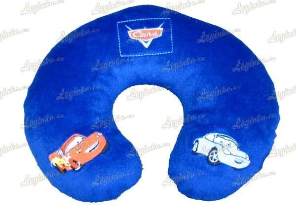 AUTA CARS Opěrka hlavy dětská
