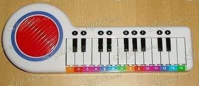 Piano malé