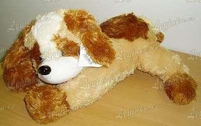 Plyšový pes, 44 cm