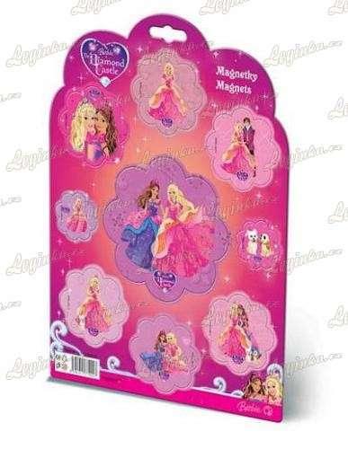 Barbie Diamond Castle Magnetky
