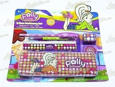 Polly Pocket Psací potřeby, sada