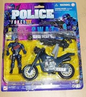 Policista s motorkou