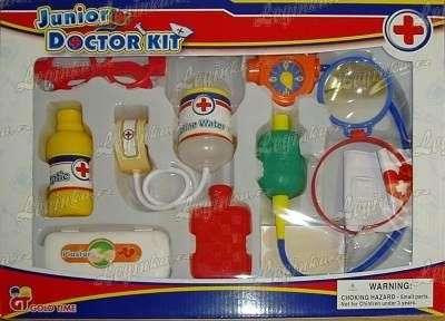 Doktorská sada v krabici