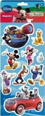 Mickey Mouse, malá sada magnetů