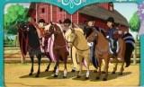 Puzzle mini FRAME HORSE
