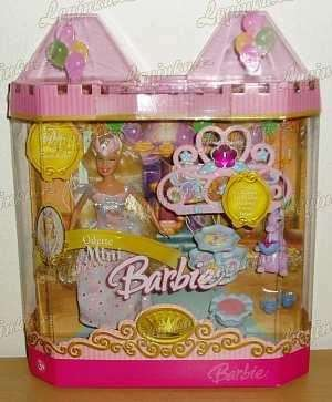 Mini Barbie, Labutí jezero doplňky, Odetta