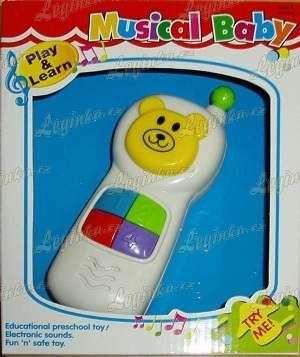 Hudební telefon
