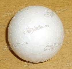 Polystyrenová koule, 8 cm