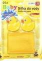Síťka do vany na hračky s kuřátky na přísavce