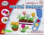Modelovací souprava květiny