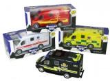 Auto záchranáři