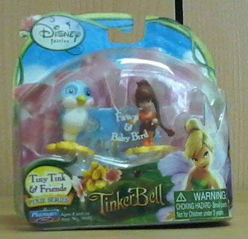 Disney Víly, mikro sběratelská figurka Víla