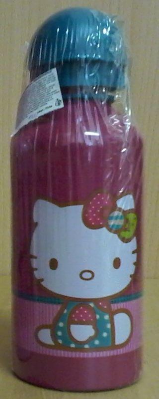 Láhev na pití, Hello Kitty, kovová