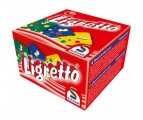 Hra Ligretto, červená