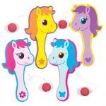 Pálka s míčkem, pony, 1 ks