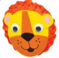 První šití, lev, 1 ks