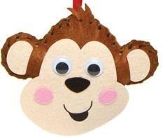 První šití, opice, 1 ks