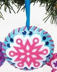První šití, vánoční ozdoba, koule, 1 ks